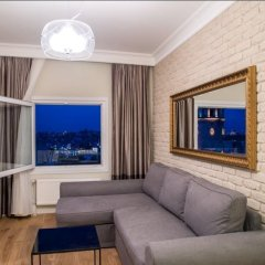 Апартаменты Exclusive Apartment Galata Tower with Sea View Стамбул фото 4