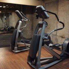 Отель Suites Capri Reforma Angel Мехико фитнесс-зал