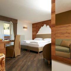 Hotel Valacia Долина Валь-ди-Фасса комната для гостей