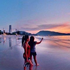 Отель Thara Patong Beach Resort & Spa Таиланд, Пхукет - 7 отзывов об отеле, цены и фото номеров - забронировать отель Thara Patong Beach Resort & Spa онлайн приотельная территория фото 2