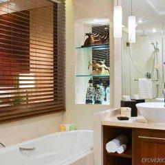 Отель Sofitel Shanghai Hyland Китай, Шанхай - отзывы, цены и фото номеров - забронировать отель Sofitel Shanghai Hyland онлайн ванная