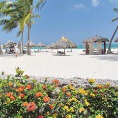Отель Los Corales Villas & Aparts Ocean View Доминикана, Пунта Кана - отзывы, цены и фото номеров - забронировать отель Los Corales Villas & Aparts Ocean View онлайн пляж