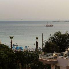 Delta Altinkum Турция, Алтинкум - 1 отзыв об отеле, цены и фото номеров - забронировать отель Delta Altinkum онлайн пляж