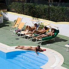 Отель Camping Villaggio Santa Maria Di Leuca Гальяно дель Капо бассейн фото 2