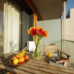 Апартаменты Ciutadella Park Apartments балкон