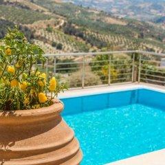 Отель MED Villa Christina Dafnes бассейн фото 3