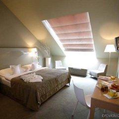 Отель Grandium Prague Чехия, Прага - 11 отзывов об отеле, цены и фото номеров - забронировать отель Grandium Prague онлайн комната для гостей фото 5