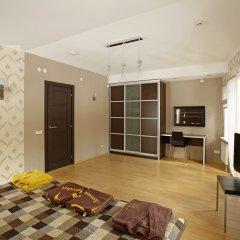 Гостиница Лесная Рапсодия комната для гостей фото 5