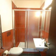 Отель Ostia Antica Suite B&B Италия, Остия-Антика - отзывы, цены и фото номеров - забронировать отель Ostia Antica Suite B&B онлайн ванная
