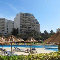 Отель Smartline Club Amarilis Португалия, Портимао - отзывы, цены и фото номеров - забронировать отель Smartline Club Amarilis онлайн пляж фото 2
