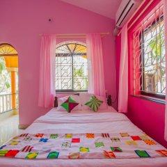 Отель OYO 12903 Home 2BHK Hollant beach Гоа комната для гостей