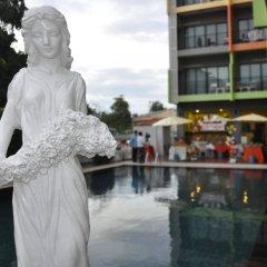 Отель UD Pattaya бассейн