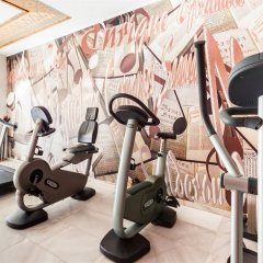 Отель Iberostar Marbella Coral Beach фитнесс-зал