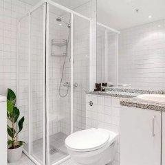 Апартаменты Fredrik's Apartment in Oslo Centre ванная