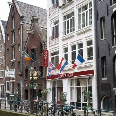 France Hotel Amsterdam (ex. Floris France Hotel) Амстердам фото 4