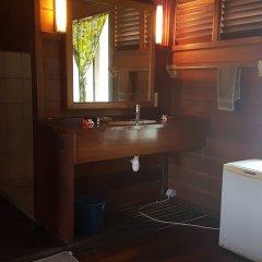 Отель MATIRA Французская Полинезия, Бора-Бора - отзывы, цены и фото номеров - забронировать отель MATIRA онлайн ванная