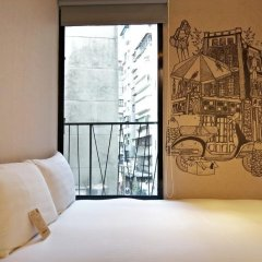 Cho Hotel балкон