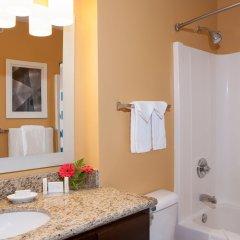 Отель TownePlace Suites by Marriott Indianapolis - Keystone ванная