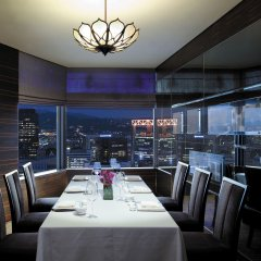 Lotte Hotel Seoul Executive Tower питание