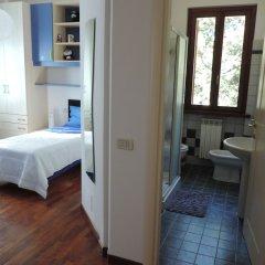 Отель B&B Villa Rea Кастельфидардо ванная