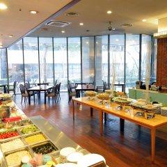 Отель Ark Hotel Royal Fukuoka Tenjin Япония, Тэндзин - отзывы, цены и фото номеров - забронировать отель Ark Hotel Royal Fukuoka Tenjin онлайн питание фото 2