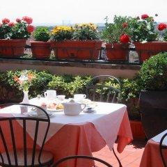 Отель Doria Италия, Рим - 9 отзывов об отеле, цены и фото номеров - забронировать отель Doria онлайн балкон