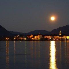 Отель Giusy Isola dei Pescatori пляж