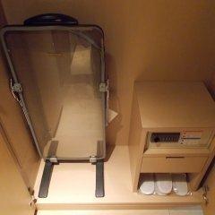 KEIKYU EX HOTEL SHINAGAWA (EX KEIKYU EX INN Shinagawa-Station) сейф в номере