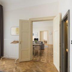 Апартаменты Bohemia Apartments Prague Centre комната для гостей фото 19