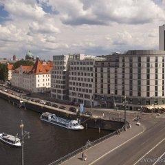 Отель Melia Berlin Hotel Германия, Берлин - отзывы, цены и фото номеров - забронировать отель Melia Berlin Hotel онлайн балкон