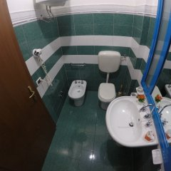 Отель Baia di Naxos Джардини Наксос ванная