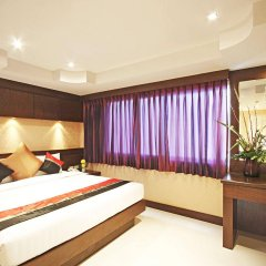 Rayaburi Hotel Patong Пхукет комната для гостей фото 5