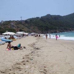 Alin Hotel Турция, Аланья - 13 отзывов об отеле, цены и фото номеров - забронировать отель Alin Hotel онлайн пляж фото 2