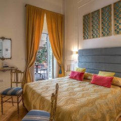 Отель Ingrami Suites Италия, Рим - 1 отзыв об отеле, цены и фото номеров - забронировать отель Ingrami Suites онлайн комната для гостей