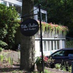 Отель Villa Balder Bed & Breakfast фото 3