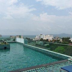 Апартаменты Laguna Bay Apartment By Liberty Group Паттайя бассейн