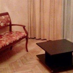Апартаменты LUXKV Apartment on Slavyansky Bulvar комната для гостей фото 3