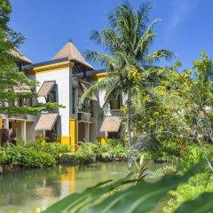 Отель Movenpick Resort & Spa Karon Beach Phuket Таиланд, Пхукет - 4 отзыва об отеле, цены и фото номеров - забронировать отель Movenpick Resort & Spa Karon Beach Phuket онлайн приотельная территория