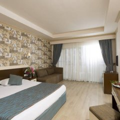 Hane Sun Hotel Сиде комната для гостей фото 4