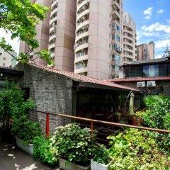 Отель Mingtown Etour International Youth Hostel Shanghai Китай, Шанхай - отзывы, цены и фото номеров - забронировать отель Mingtown Etour International Youth Hostel Shanghai онлайн парковка