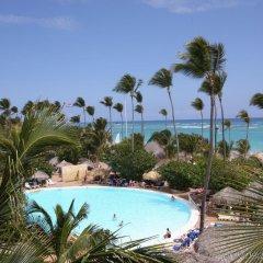 Отель Iberostar Dominicana All Inclusive Доминикана, Пунта Кана - 6 отзывов об отеле, цены и фото номеров - забронировать отель Iberostar Dominicana All Inclusive онлайн бассейн фото 2