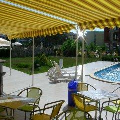 Отель Deva Болгария, Солнечный берег - отзывы, цены и фото номеров - забронировать отель Deva онлайн бассейн