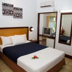 Отель Tanoa Skylodge Hotel Фиджи, Вити-Леву - отзывы, цены и фото номеров - забронировать отель Tanoa Skylodge Hotel онлайн сейф в номере
