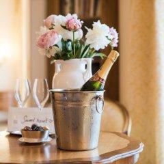 Hotel Adria Меран в номере