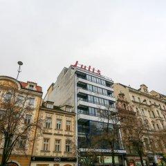 Отель EA Hotel Juliš Чехия, Прага - - забронировать отель EA Hotel Juliš, цены и фото номеров городской автобус