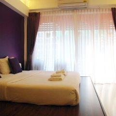 Отель Baan Saladaeng Boutique Guesthouse Бангкок комната для гостей фото 4