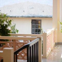 Отель Han Thuyen Homestay балкон