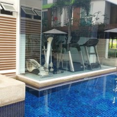 Апартаменты Apartment At Bangkok Near Pool Бангкок бассейн фото 2