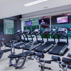 Отель Avana Bangkok Таиланд, Бангкок - отзывы, цены и фото номеров - забронировать отель Avana Bangkok онлайн фитнесс-зал фото 2
