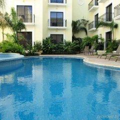 Отель Gran Real Yucatan бассейн
